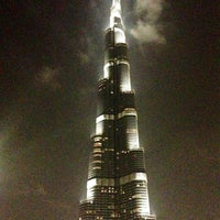 Photo taken at Burj Khalifa by Mikai M. on 7/29/2013