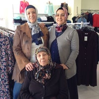 Photo taken at nurten abla moda merkezi by Ayşen A. on 4/26/2014
