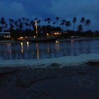 Photo taken at Jericoaquara by Nathy M. on 3/18/2014