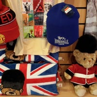 Photo taken at Британские сувениры / British Souvenirs by Vitaly on 2/12/2014