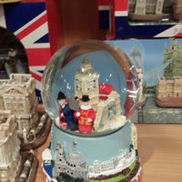 Photo taken at Британские сувениры / British Souvenirs by Vitaly on 9/16/2013