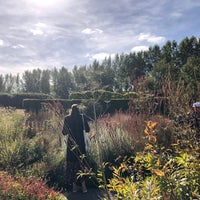 Photo taken at Tuinen V Oudolf by Vincent D. on 9/29/2018