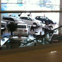 Photo taken at Toyota by ZziBoonnezz A. on 2/18/2013