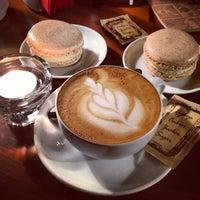 Снимок сделан в Світ кави / World of Coffee пользователем Viktoriya G. 3/11/2013