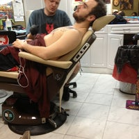 Photo taken at No Hard Feelings Tattoo by Dimeisa M. on 2/17/2013