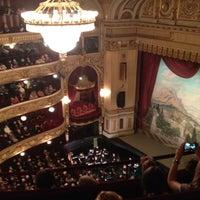 Photo taken at Det Kongelige Teater by Aleksandra B. on 3/8/2013