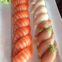 Photo taken at Starfish Sushi by Sukhi J. on 5/1/2014