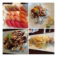 Photo taken at Starfish Sushi by Sukhi J. on 8/18/2013