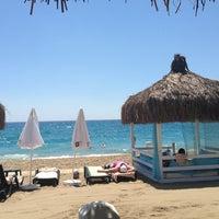 Photo taken at Amara Dolce Vita Beach by Andrey on 6/17/2013