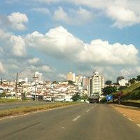 Photo taken at Bragança Paulista by Rafael S. on 2/27/2013