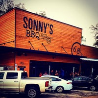 "Photo taken at Sonny's BBQ by ""Grasshopper"" Heshan I. on 3/13/2015"