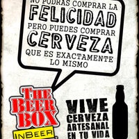 Photo taken at The Beer Box Cancun by The Beer Box Cancun on 2/25/2015