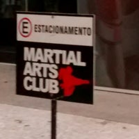 Photo taken at Martial Arts Club by Luiz M. on 4/2/2014
