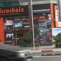 Photo taken at Microchoix by Mouhtadi M. on 10/16/2014
