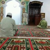 Photo taken at Masjid Annafi by Hanie M. on 7/9/2013