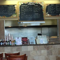 Photo taken at Zabak's Mediterranean Cuisine by Karen Janeice G. on 6/8/2013