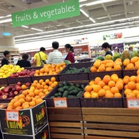 Photo taken at FairPrice Fínest by Stephanie O. on 4/20/2014