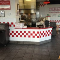 Photo taken at Five Guys by Jack M. on 2/25/2013