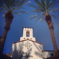 Photo taken at Spa La Quinta by Jethro on 5/25/2014