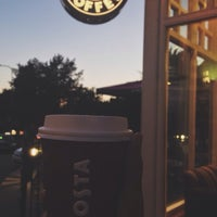 Photo taken at Costa Coffee by Omar A. on 10/1/2014