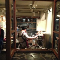 Photo taken at IKOVOX COFFEE by Junho S. on 9/20/2013