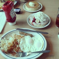 Photo taken at IHOP by Serina R. on 3/2/2013