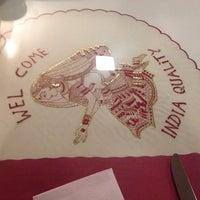 Das Foto wurde bei India Quality Restaurant von Cherry T. am 3/16/2014 aufgenommen