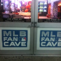 Photo taken at MLB Fan Cave by Todd B. on 9/29/2012