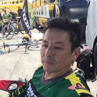 Photo taken at GONZO PARK by Kuwahara T. on 6/28/2015