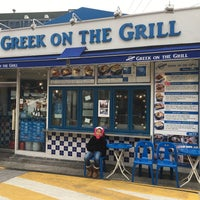 Photo taken at Greek on the Grill by Haidz M. on 12/30/2016