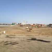 Photo taken at Fish Market سوق السمك by Abram M. on 6/16/2013