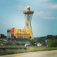 Photo taken at South of the Border by Stephanie P. on 5/12/2013