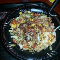 Photo taken at Moe's Southwest Grill by Kimber C. on 8/25/2013