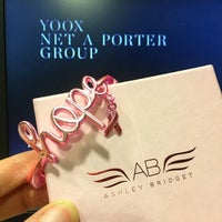 Photo taken at Yoox Net-a-Porter Group HQ by Giuliana M. on 11/24/2016