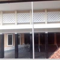 Photo taken at Lembaga Bahasa Universitas Sanata Dharma by Dinda P. on 3/17/2015
