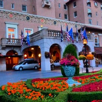 Photo taken at The Broadmoor by Fanie P. on 2/17/2013