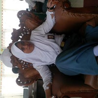 Photo taken at Perpustakaan SMAN 1 Semarang by muhamad w. on 10/12/2013
