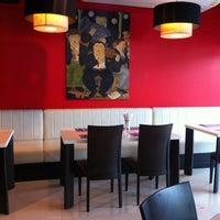 Photo taken at Chaydon Restaurant by Krittiya K. on 2/14/2013