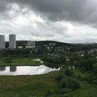 Photo taken at Сосновый бор by Алексей К. on 7/7/2017