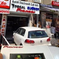 Photo taken at Aydın Elektronik Car Hi Fi by Umut Y. on 6/11/2016