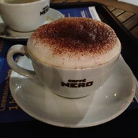 Photo taken at Caffé Nero by Umut Y. on 12/31/2012