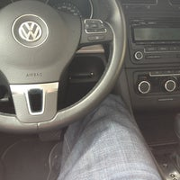 Photo taken at VW Golf by Umut Y. on 7/18/2013