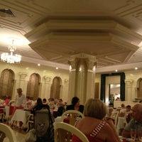 Photo taken at Rixos Premium Marmara Restaurant by Umut Y. on 9/16/2013