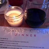 Снимок сделан в Midwinter Kitchen пользователем Cristina B. 4/17/2018