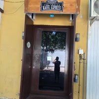 Photo taken at The Indian Kaffe Express by Kumar A. on 3/4/2018
