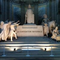 Photo taken at Panthéon by David J. on 3/10/2013