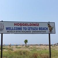 7/31/2016 tarihinde Günay Ç.ziyaretçi tarafından İztuzu Plajı'de çekilen fotoğraf