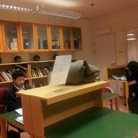 Photo taken at studierum by Elena A. on 2/20/2013