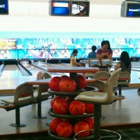 Photo taken at Westwood Bowl by Emily S. on 10/17/2012