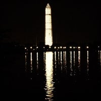 Photo taken at Washington Monument by Jenn W. on 9/30/2013